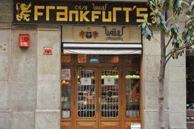 Frankfurt Gran de Gràcia - Casa Vallés - Gran de Gàcia 84, Barcelona