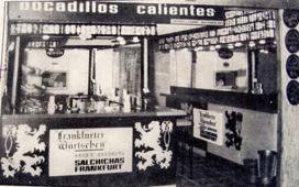 el 1er Frankfurt de España Inagurado en 1960