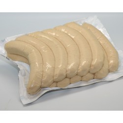Bratwurst (Packde 13) al Vacio