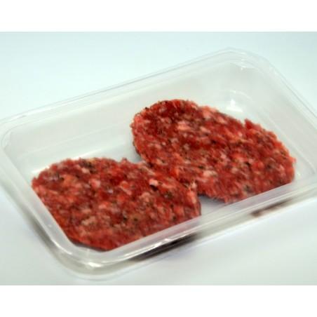 Hamburguesa 80 gramos (Pack de 2)