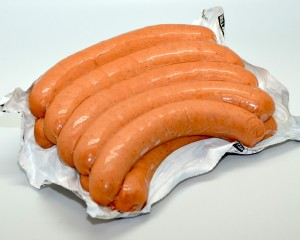 Gran Frankfurter (Packde  9) al Vacio