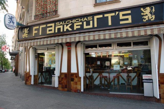 Frankfurt Pedralbes - Casa Vallés - Alfambra 20 - Barcelona