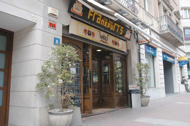 Frankfurt Sant Roc Terrassa - Casa Vallés - Sant Roc 52 - Terrasa