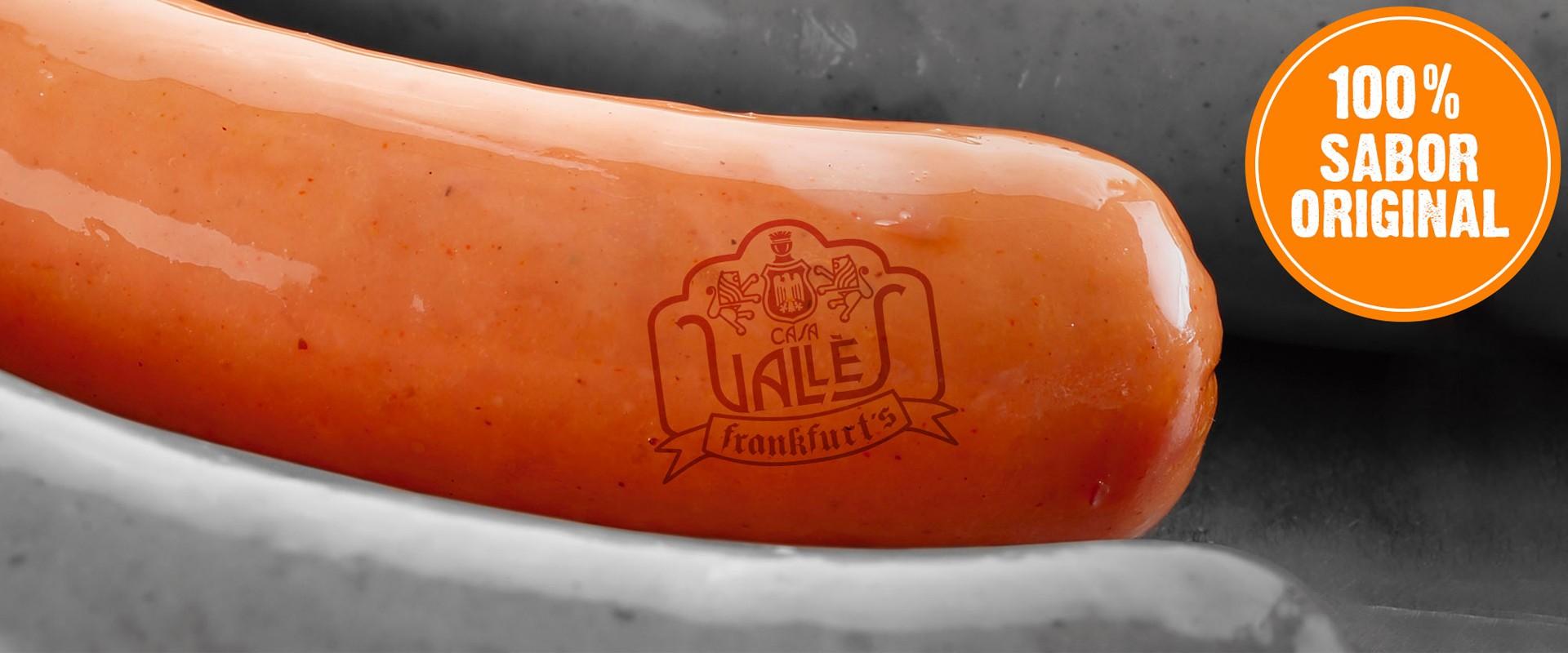 100% sabor original CasaValles
